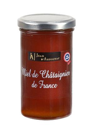 Miel de Chataignier de France