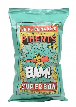 Chips de Madrid Piment