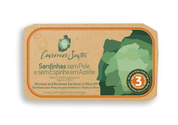 Sardines sans Peau et sans Arêtes