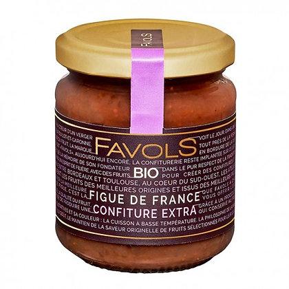 Confiture Figue de France Bio