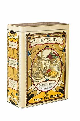 Boîtes métal tradition + Biscottes Artisanales