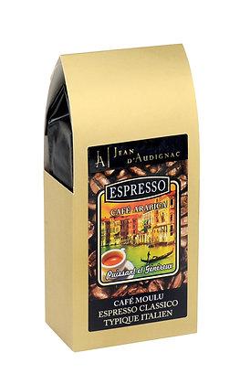 Cafe expresso italien moulu