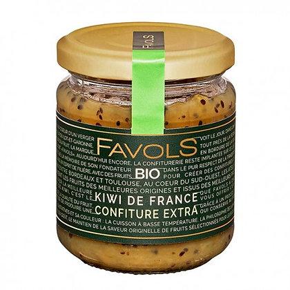 Confiture Kiwi de France Bio