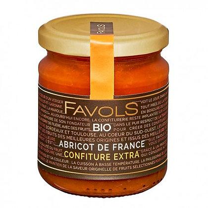 Confiture Abricot de France Bio