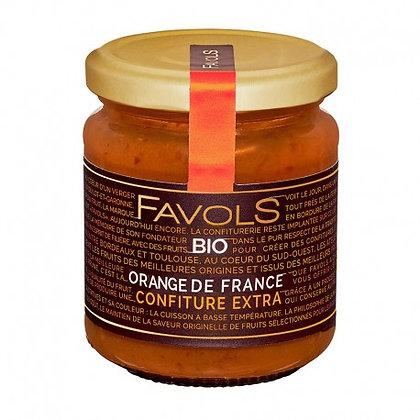 Confiture Orange de France Bio