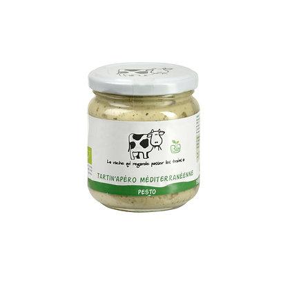 Tartin'aper mediterraneenne Bio Pesto
