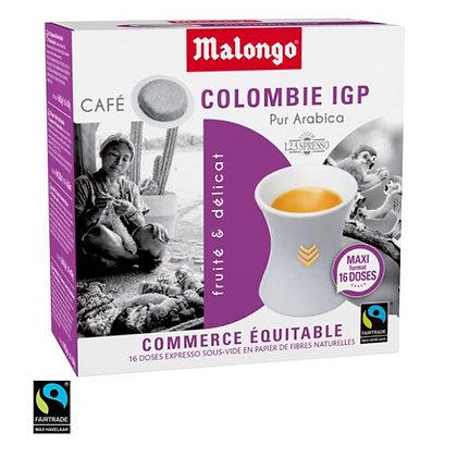 Colombie IGP - Dosettes café