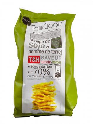 Chips tomates et fines herbes