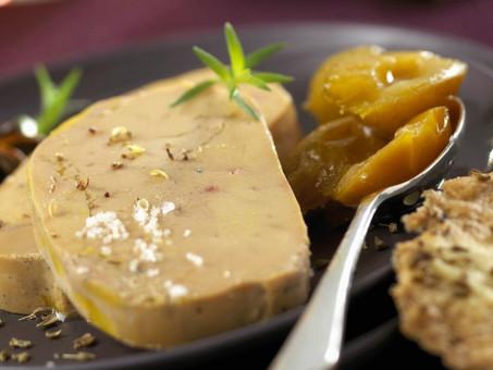 Le Foie Gras, L'incontournable et délicieux.