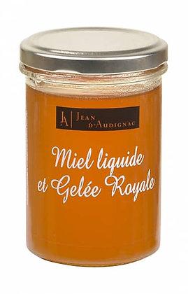 Miel Liquide Gelée Royale