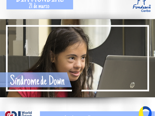 Fundown Caribe en el Día Mundial del Síndrome de Down