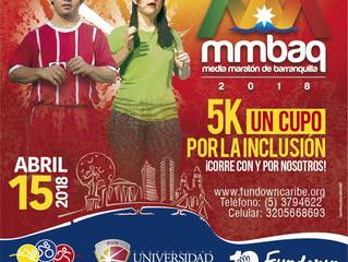 Todo listo para la Media Maratón de Barranquilla