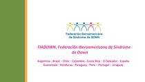 FIADOWN rechaza «excluir a pacientes» por su edad o por su discapacidad con motivo de la pandemia po