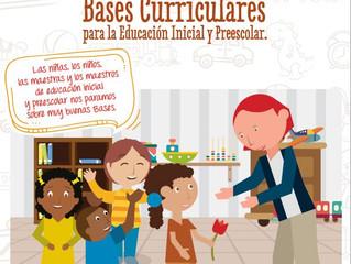 Ministra de Educación presentó Bases Curriculares para la Educación Inicial y Preescolar