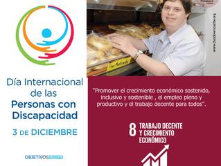 Secretario General de la ONU envía mensaje con ocasión del Día Internacional De Las Personas Con Dis