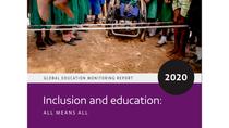 """Informe de Seguimiento de la Educación """"Inclusión y Educación: Todos sin Excepción"""""""