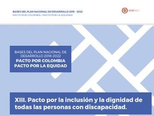 La respuesta desde el Plan Nacional a los retos acumulados para la garantía de los derechos de las p