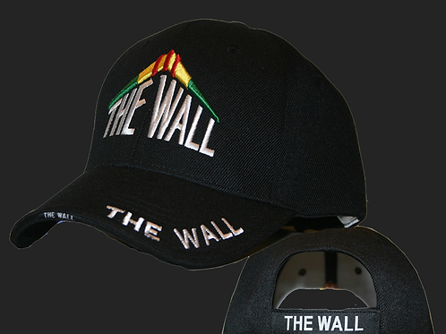 THE WALL CUSTOM HAT.