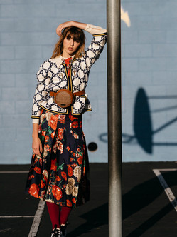 Gucci Creative Shoot, Wardrobe Stylist