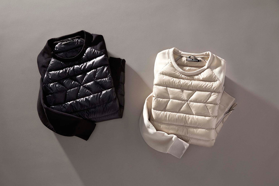 Holden Outerwear Product Stylist