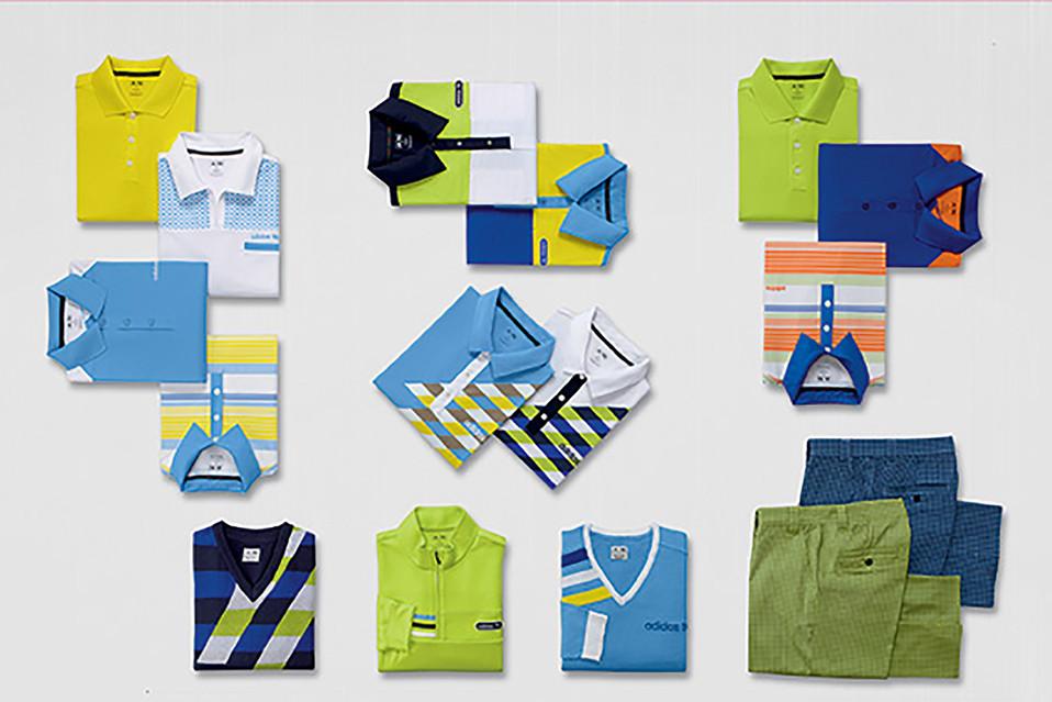adidas Wardrobe and Product Stylist