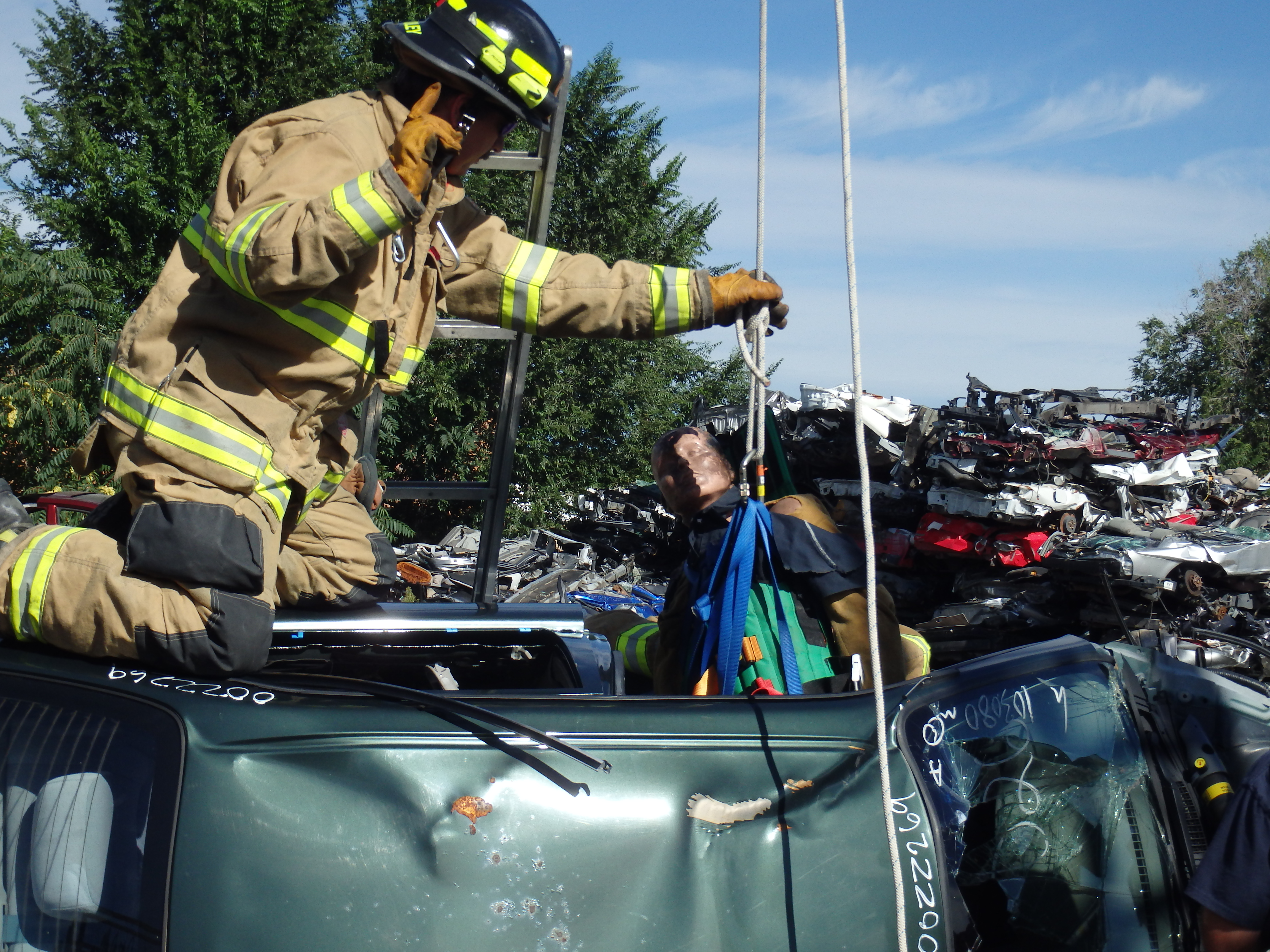Auto Extrication Federal Heights/Westminster