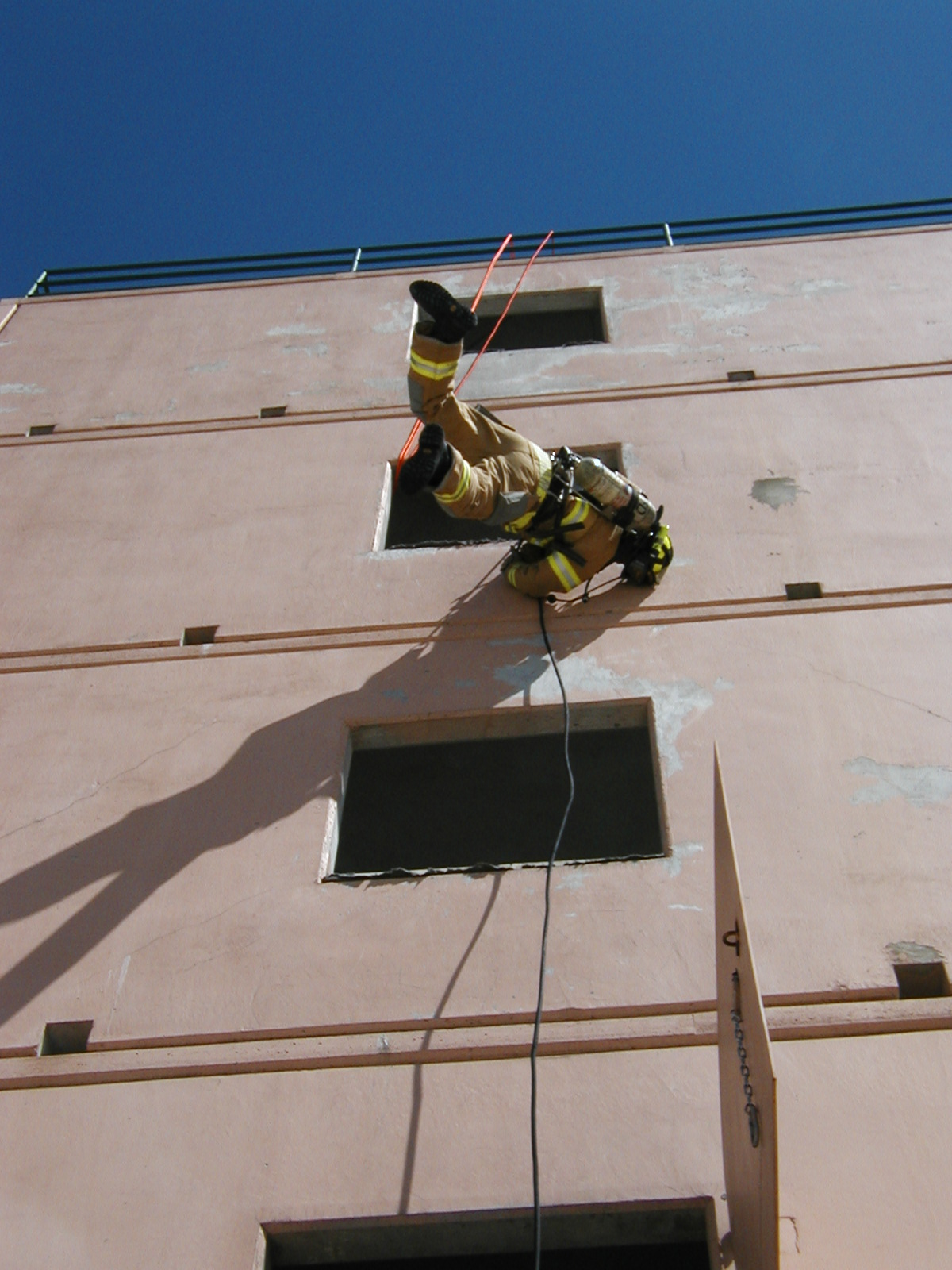 Westminster Bailout Training