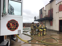 Live Burn at Adams County-Westminster