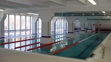 Завершено строительство нового бассейна