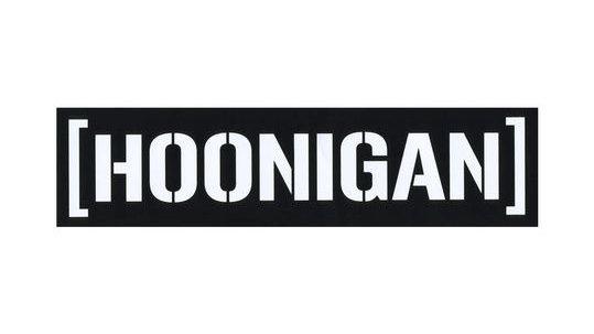 Hoonigan CensorBar Sticker