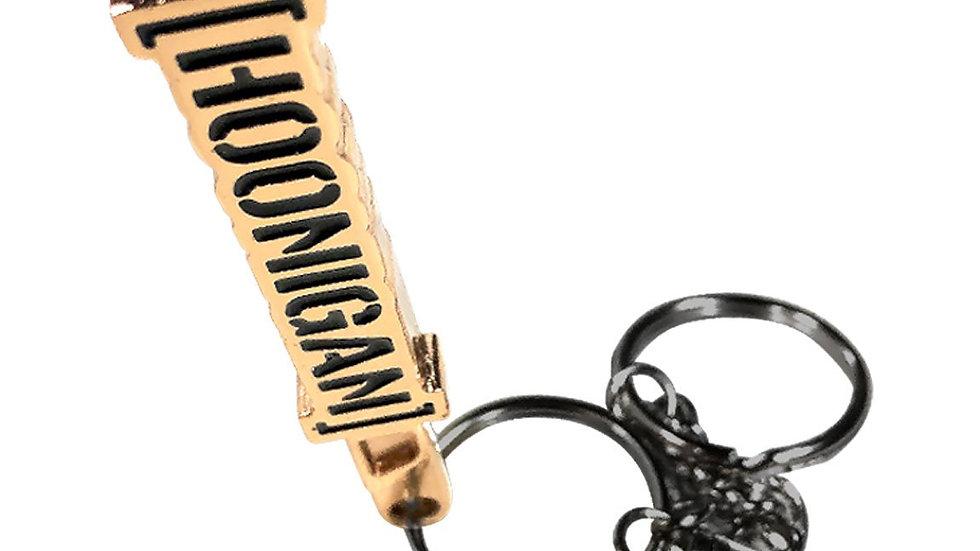 Hoonigan Handbrake Key Chain Ring