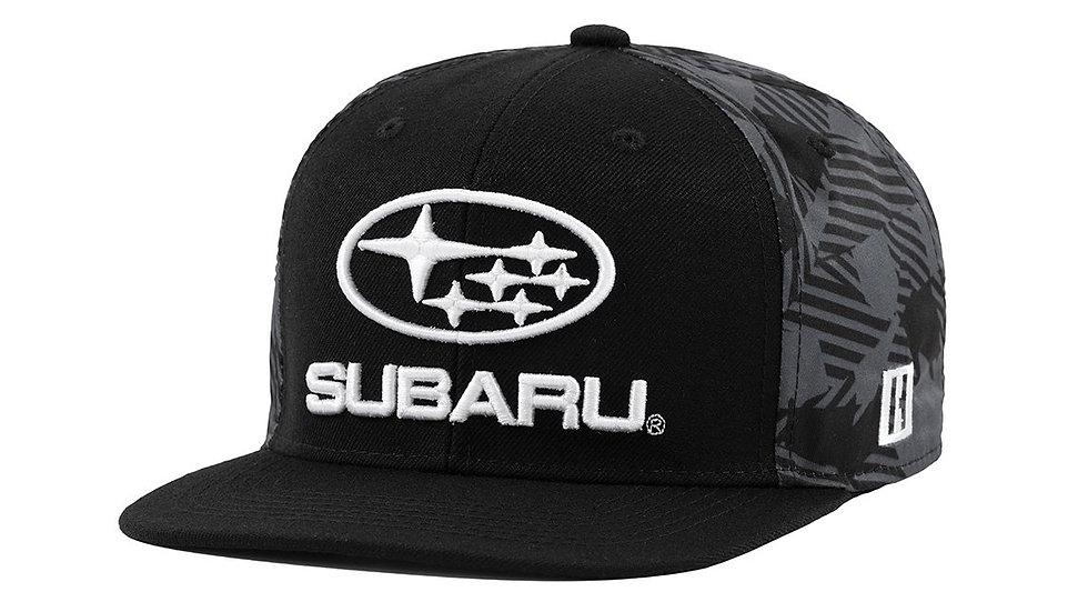 Hoonigan 199 Gymkhana Subaru Snapback Hat