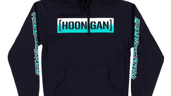 Hoonigan Kill All Tires Fade Hoodie
