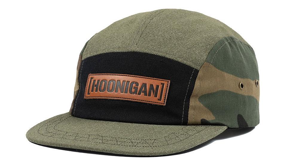 Hoonigan Alpha Camper Hat - Camo