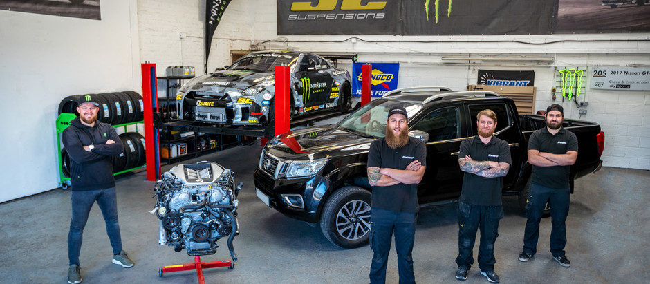 Introducing the worlds first 1000hp Nissan Navara-R!