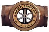 John C. Ernst Sight Flow Indicator