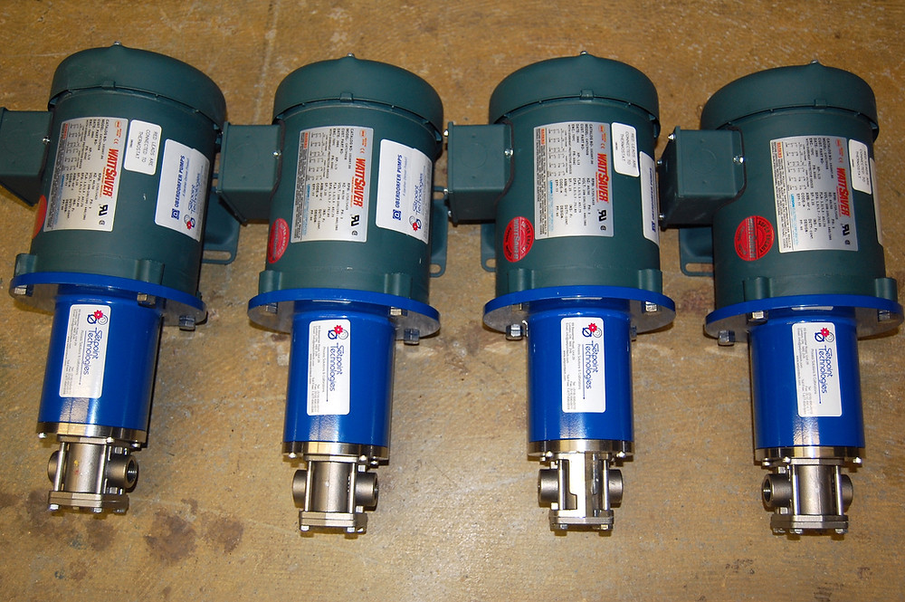 Magnetic Drive Pump, Setpoint Technologies Inc.