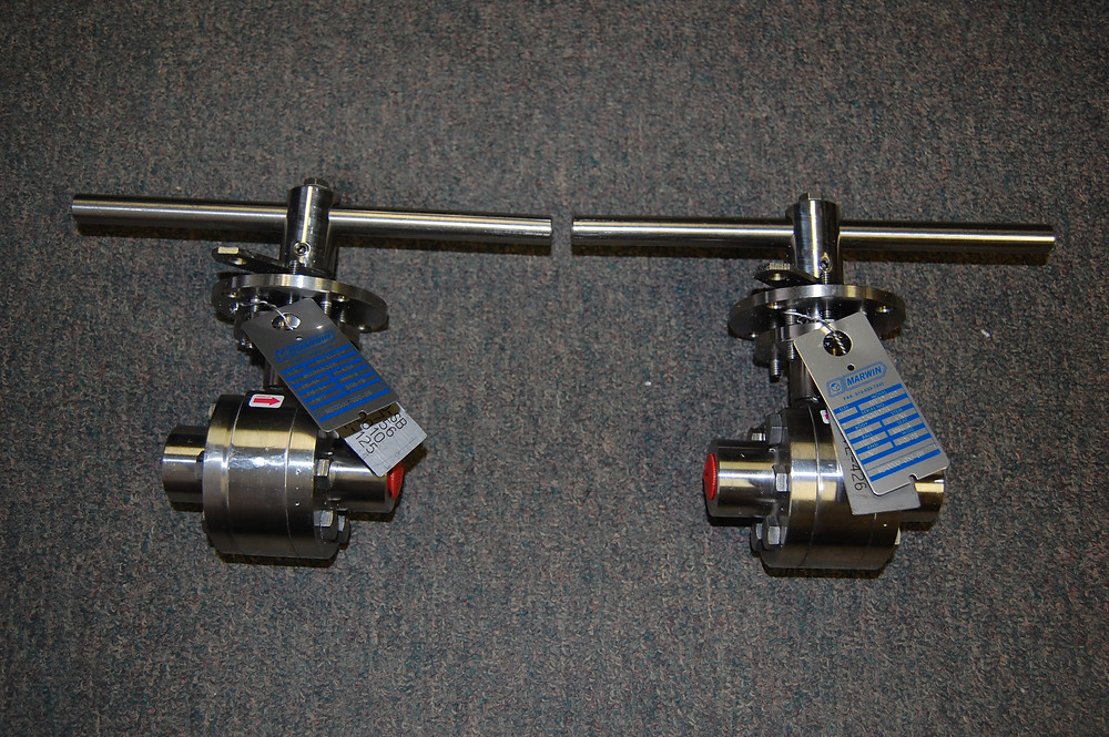 Metal Seated Ball Valves for Petro-Chemical Refinery, Setpoint Technologies Inc.