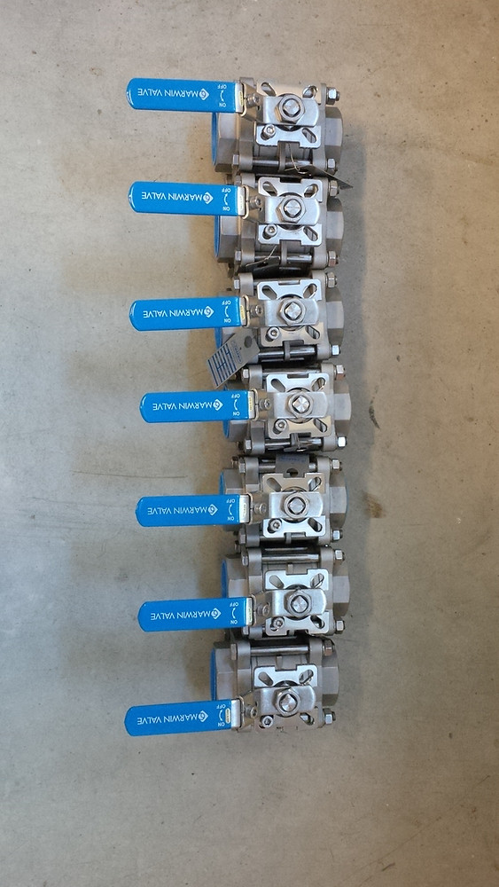 "2"" Steam Valves with CRN# Stocked at Setpoint Technologies Inc."