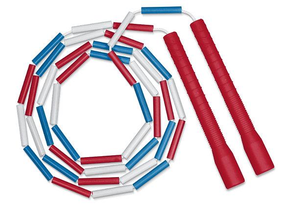 corde simple perlée longue poignée BBR/T9