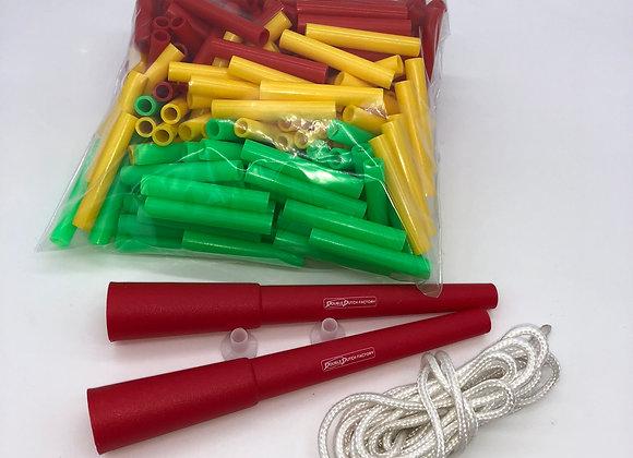 corde simple personnalisée longue poignée