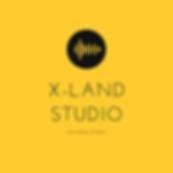 xland rcording studio logo