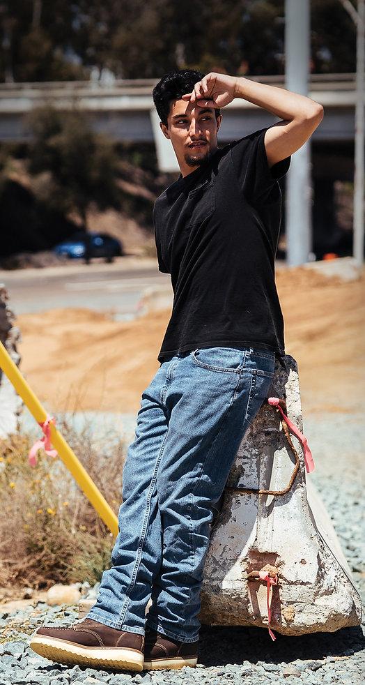 """Wolverine 8"""" Loader mens lightweight work boots"""