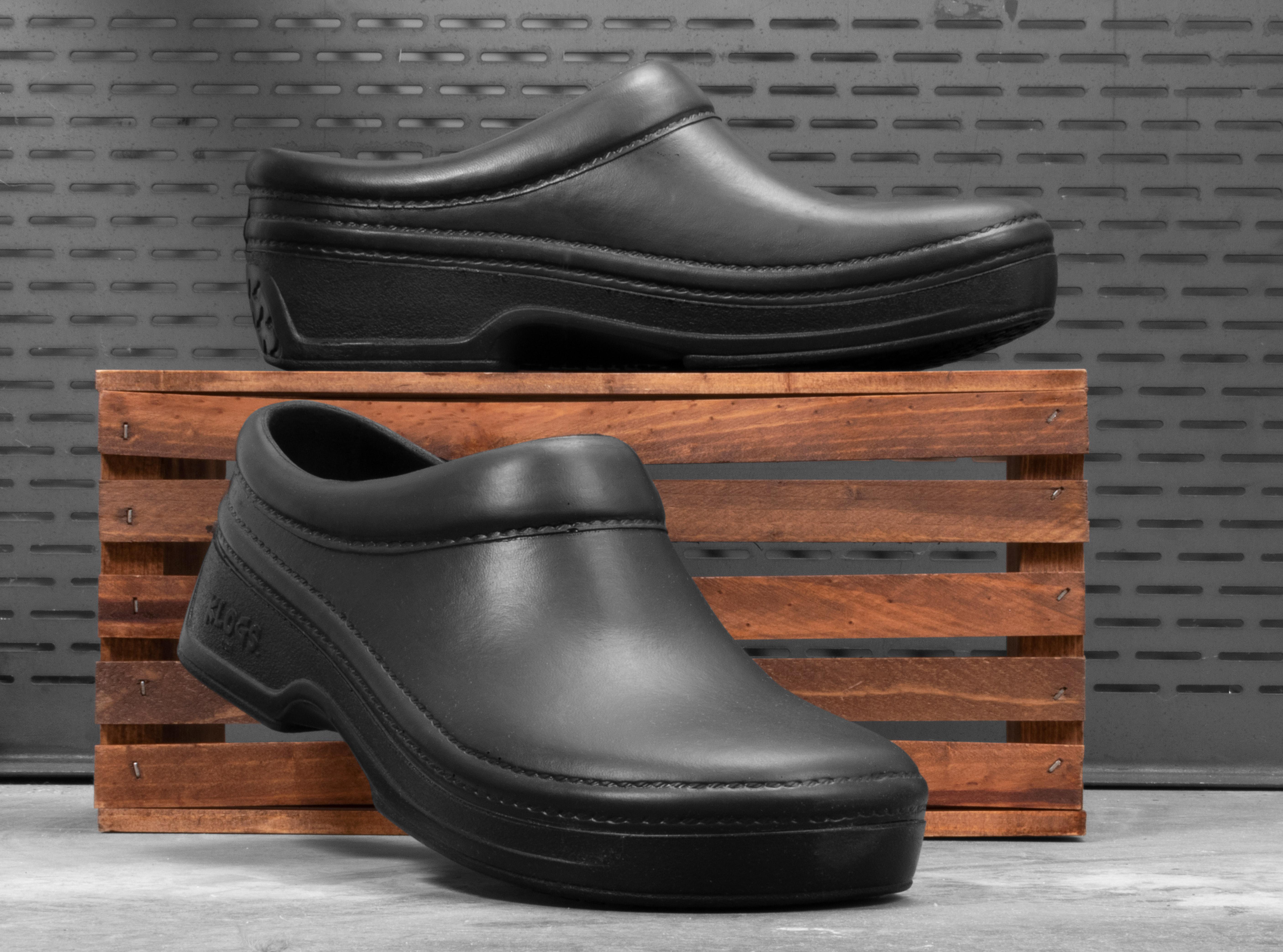 Klogs Footwear Springfield Clog Blac