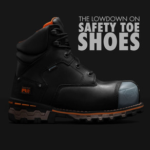 The Lowdown on Safety Toe Shoes: Steel Toe & Composite Toe