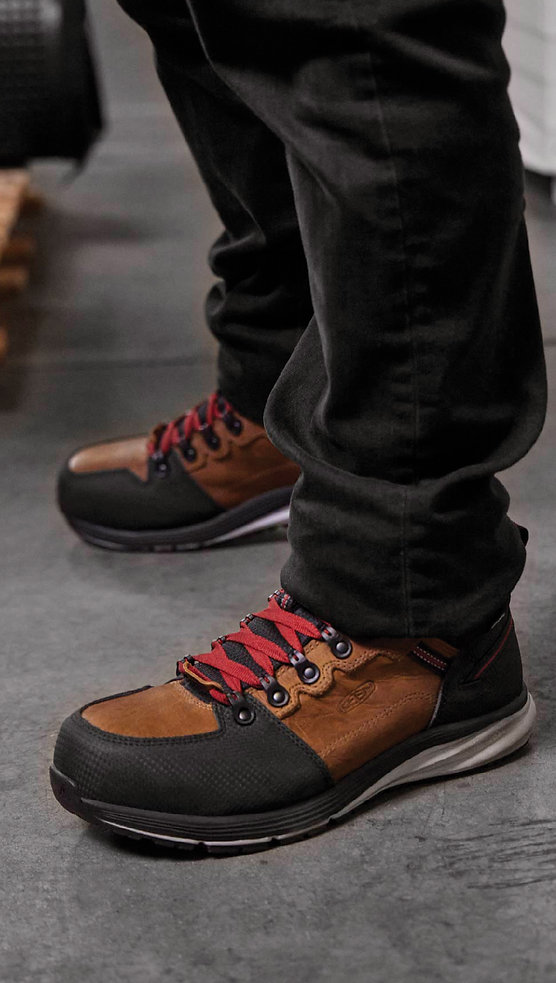 KEEN UTILITY RED HOOK