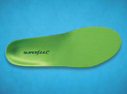 Superfeet Synergizer Green