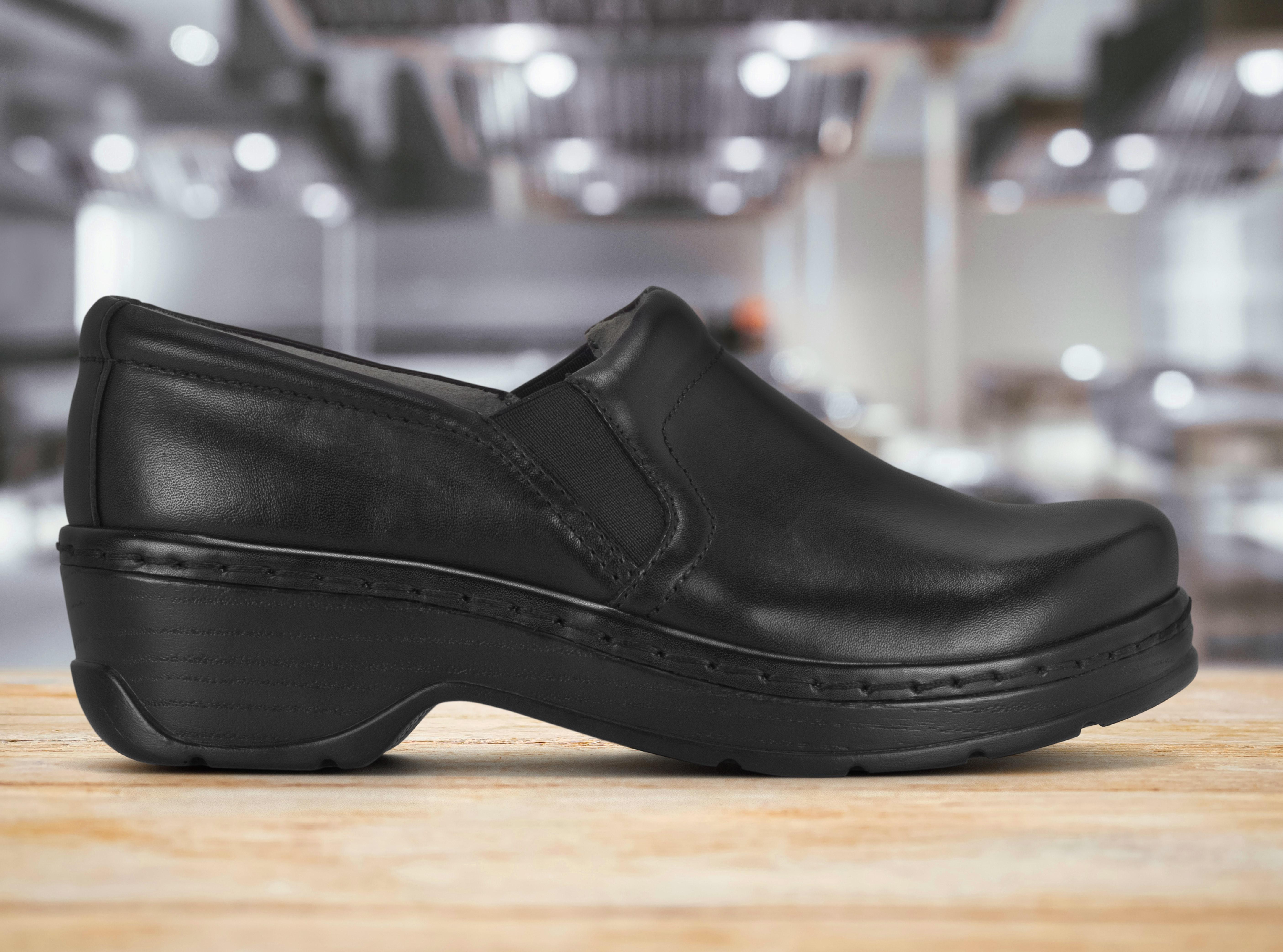 Klogs Naples Shoe Black