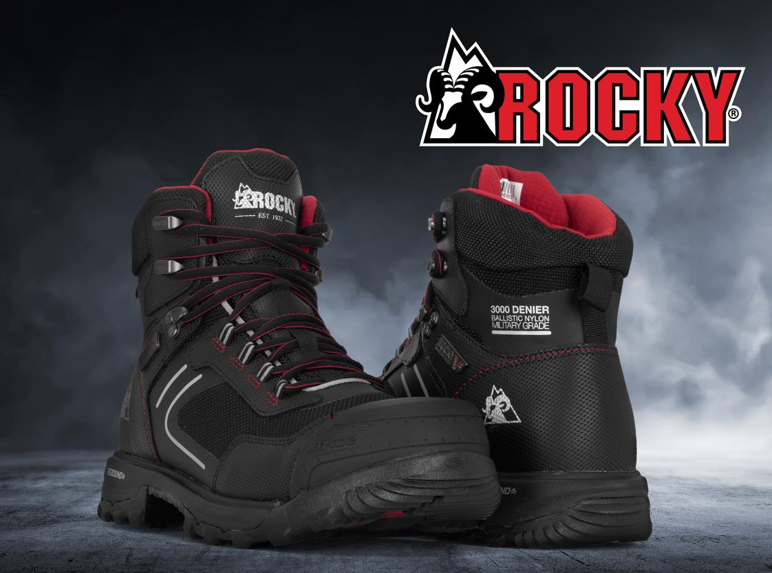 Rocky Boot Xo-Toe Waterproof