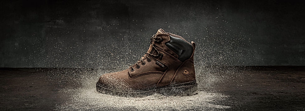9b7aed0741e Boot World | • Safety • Occupational • Sheepskin •